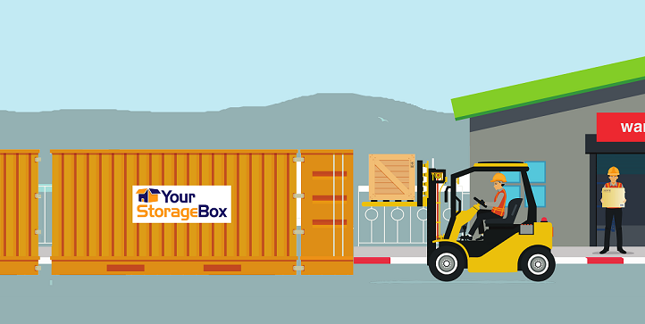 Container Self Storage